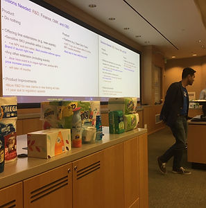 Duke MBA Fuqua Marketing Club supplemental programming fro Procter & Gamble