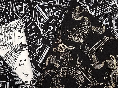 Singer's Masks - Cotton Facemasks