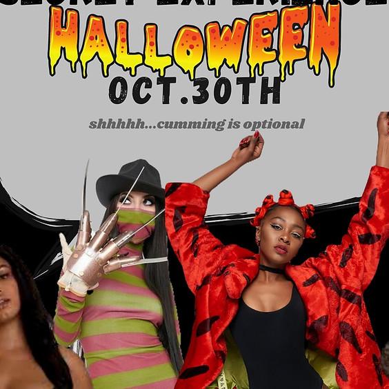 XXX Rated Secret Experience: Halloween Edition