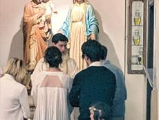 Ouverture d'un nouveau parcours de préparation au baptême