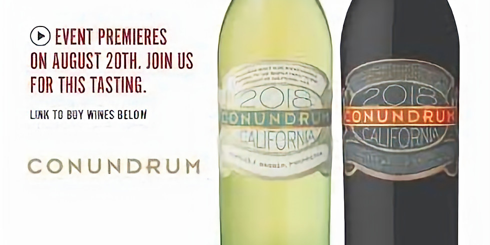 Wine Spectator Presents: Comprehend Delicious Conundrum