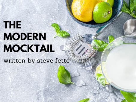 """I Am Serious, And Don't Call Me Shirley!"": The Modern Mocktail"