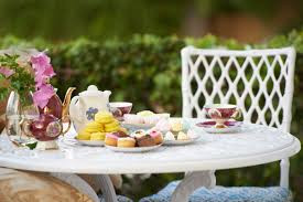 A Virtual Mother's Day Tea Party?