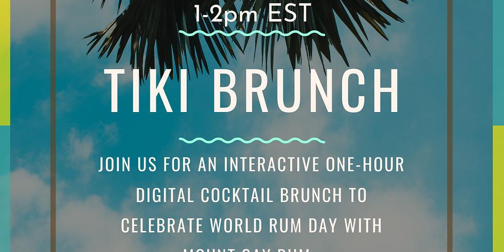 Tiki Brunch w/ Mount Gay Rum