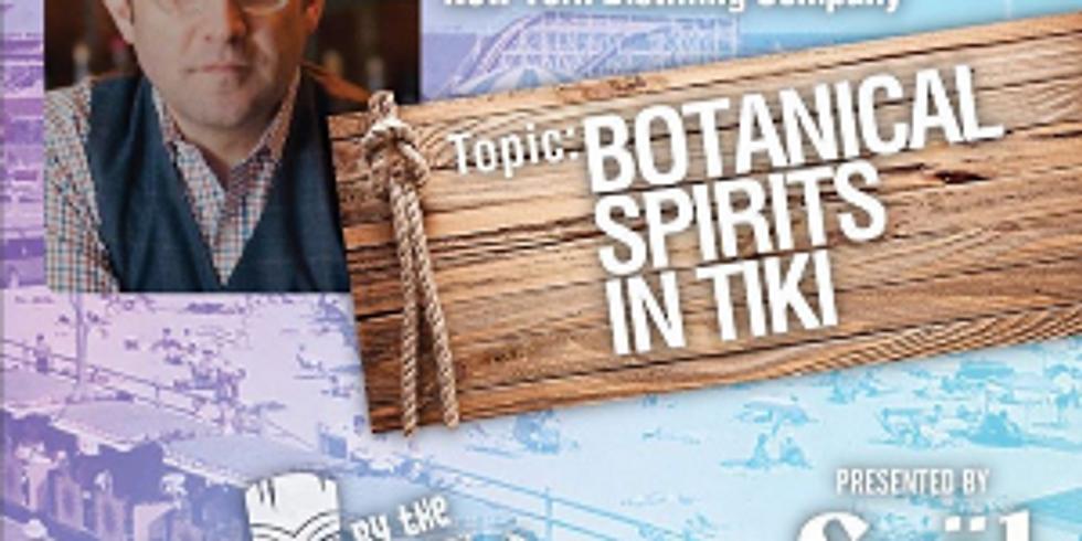 Tiki By The Sea: Botanical Spirits In Tiki