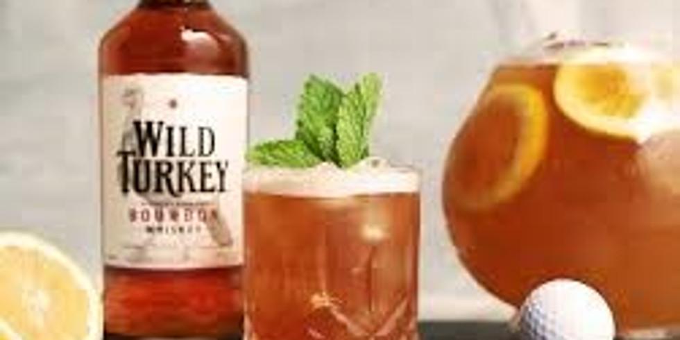 Kombucha Cocktails w/ Wild Turkey