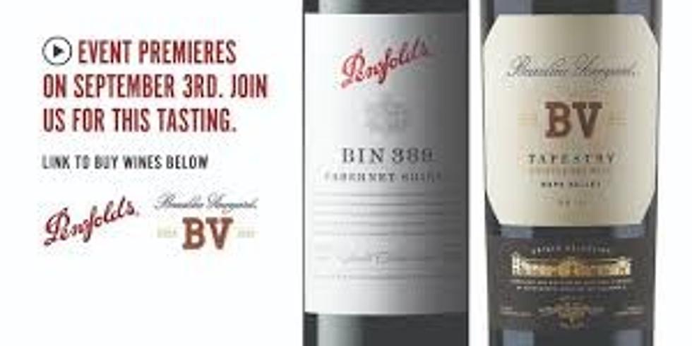 Wine Spectator Presents: Taste Signature Benchmark Blends From Napa & Australia