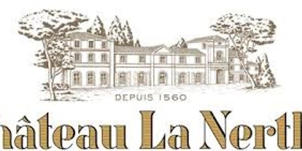 Chateau La Nerthe Virtual Wine Tasting