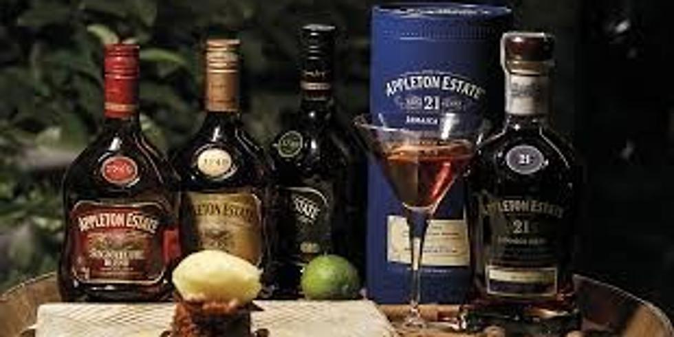 Campari Academy Presents: Cocktail Building Blocks- Rum Edition