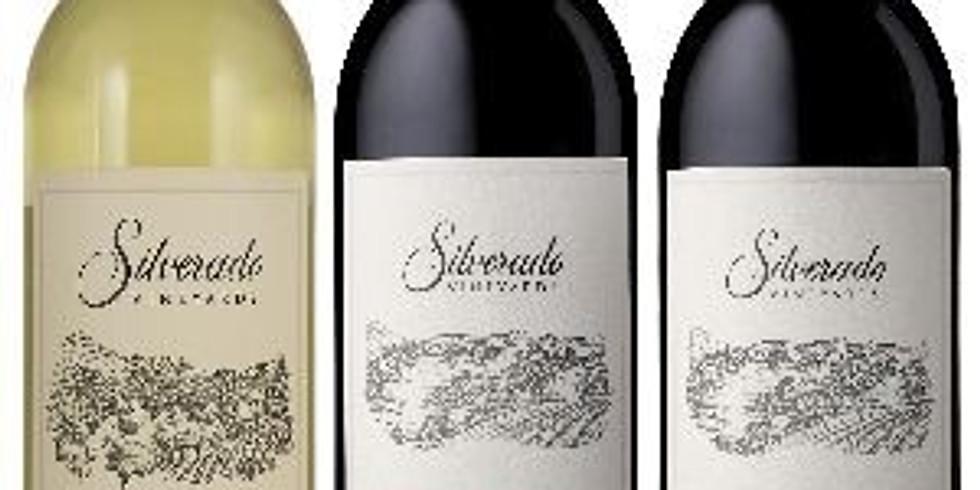 Wine & Cheese Please! Silverado Vineyards, Wine & Cheese Pairing