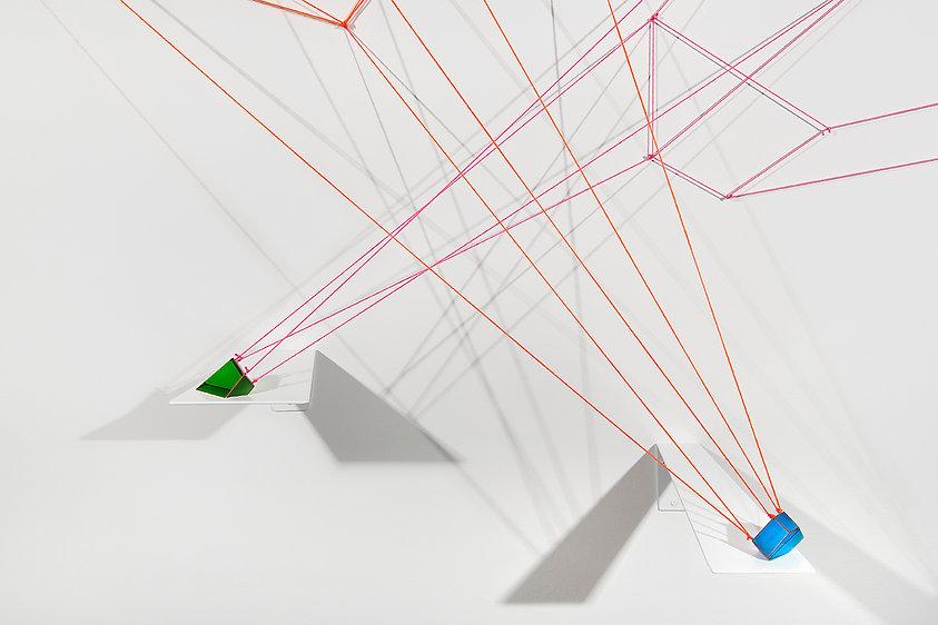 Madisyn Zabel, Outline (detail), 2017, g