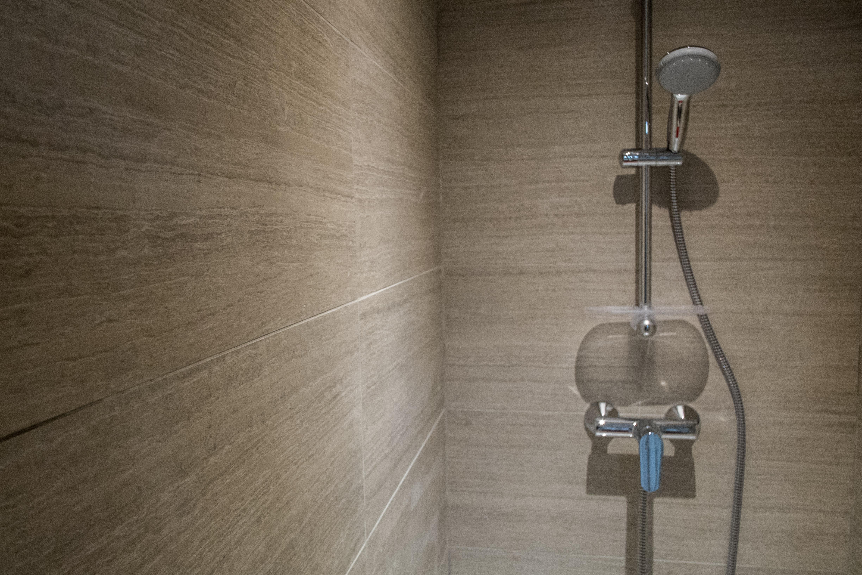 Douche avec du caractère