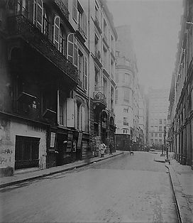 rue de beaujolais reflets de scène