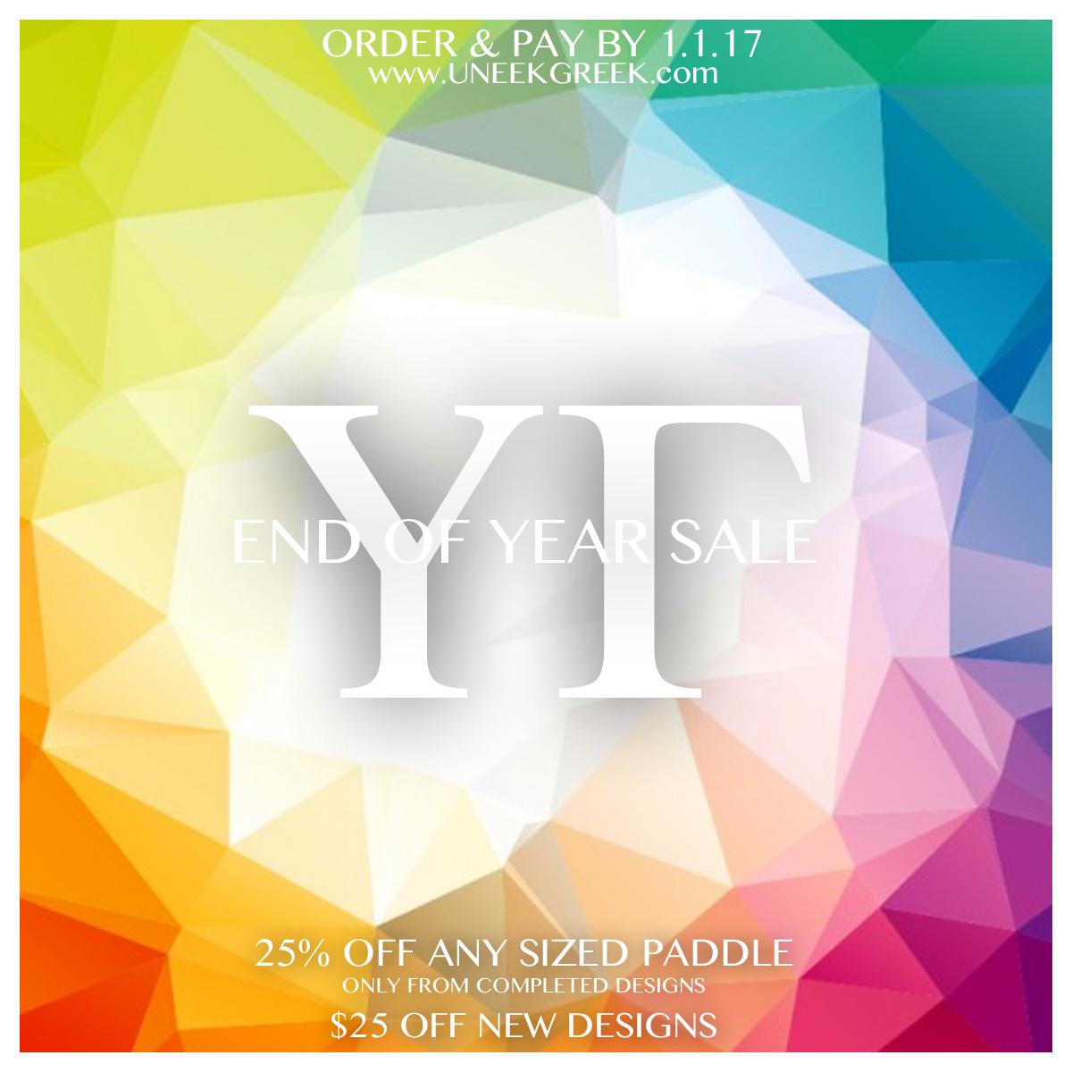 YG sale