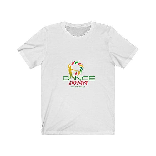 Dance Grenada White Unisex Tee