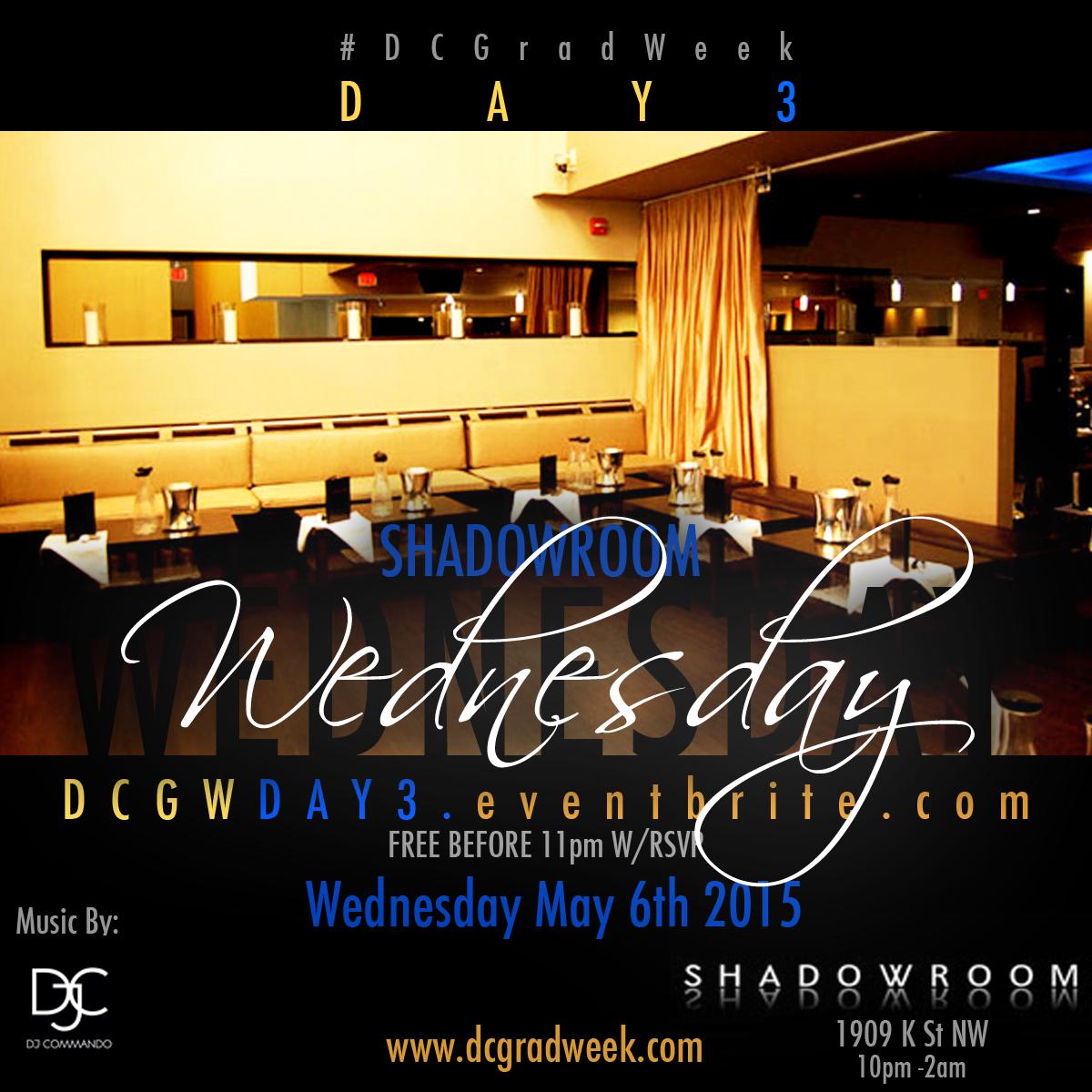 ShadowRoom Wednesday