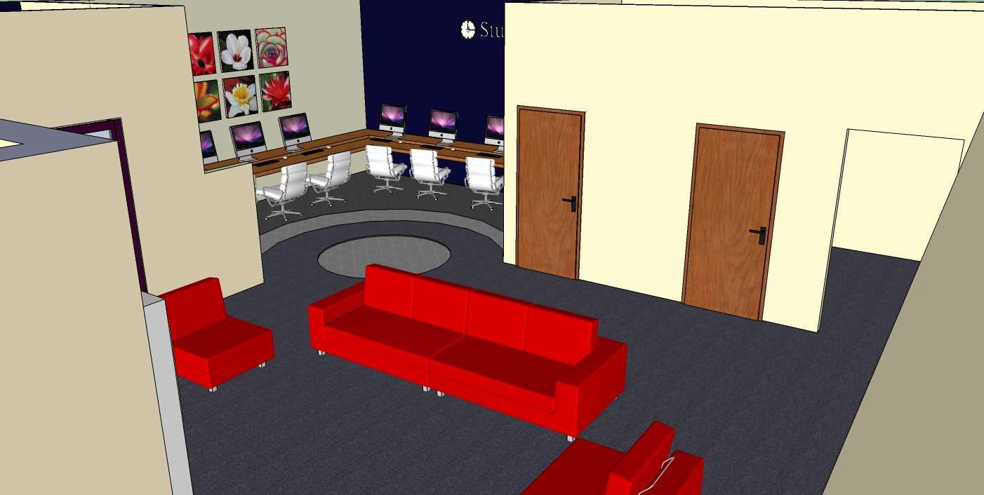 HU Student Activities Renovation