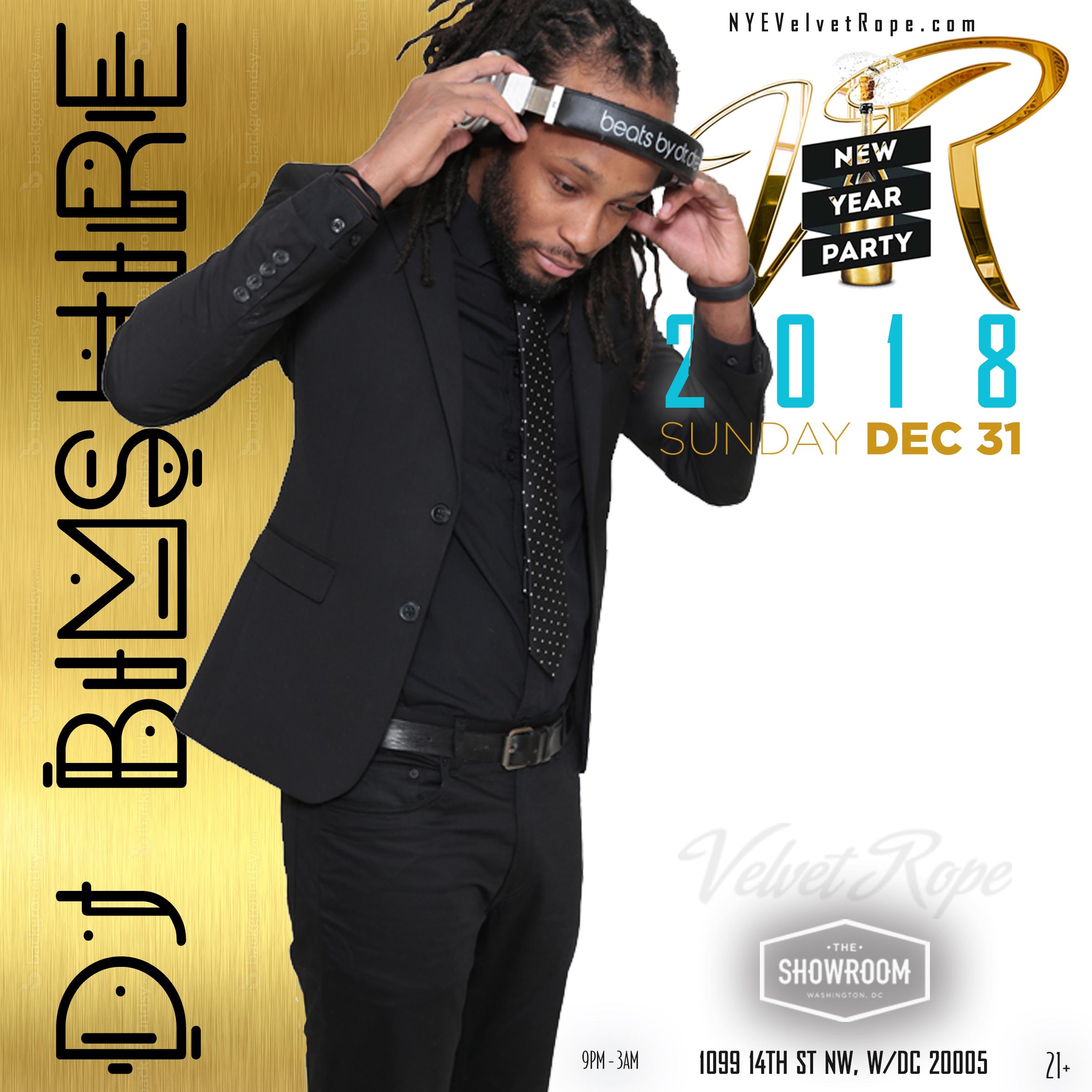 VR DJ BIMSHIRE