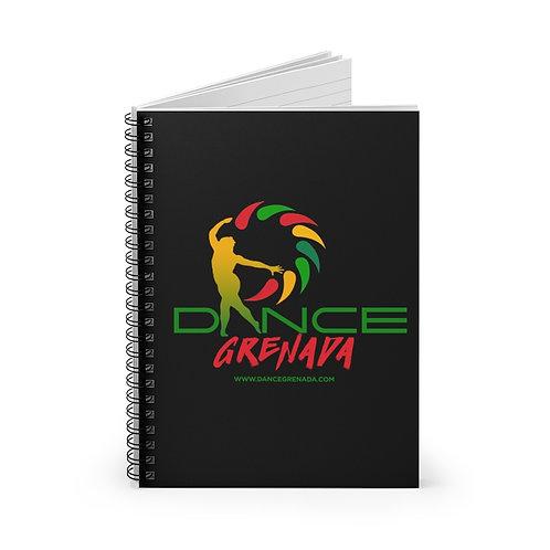 """Dream Catcher"" Spiral Notebook"