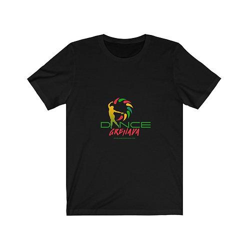 Dance Grenada Black Unisex Tee