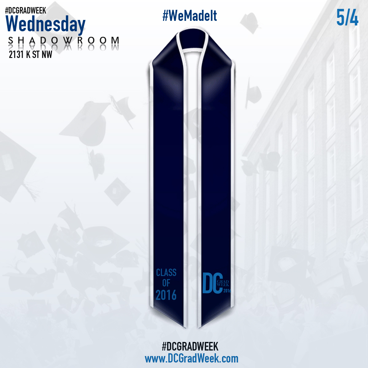 Wednesday Stole