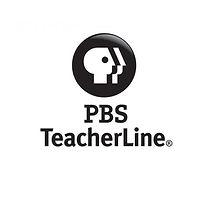 PBS Teacherline logo Black and White - Click to open