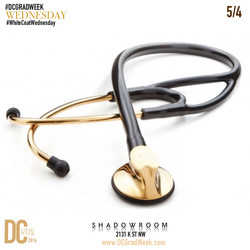 Shadow Room Doctors (white coat wed)