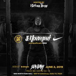 Nike Jf Movement JF