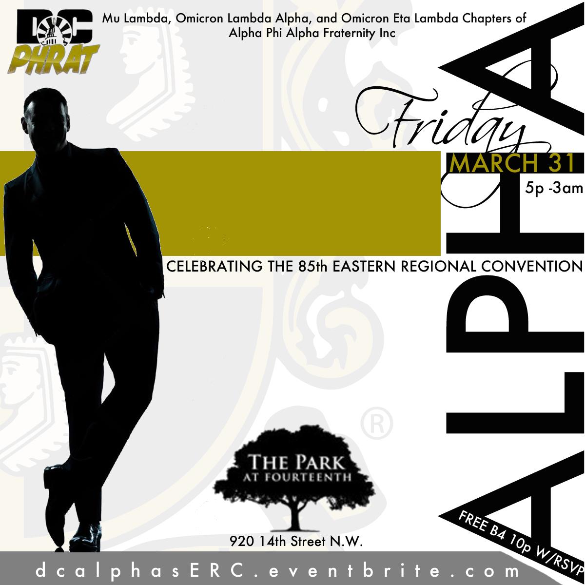 Park 14th Friday
