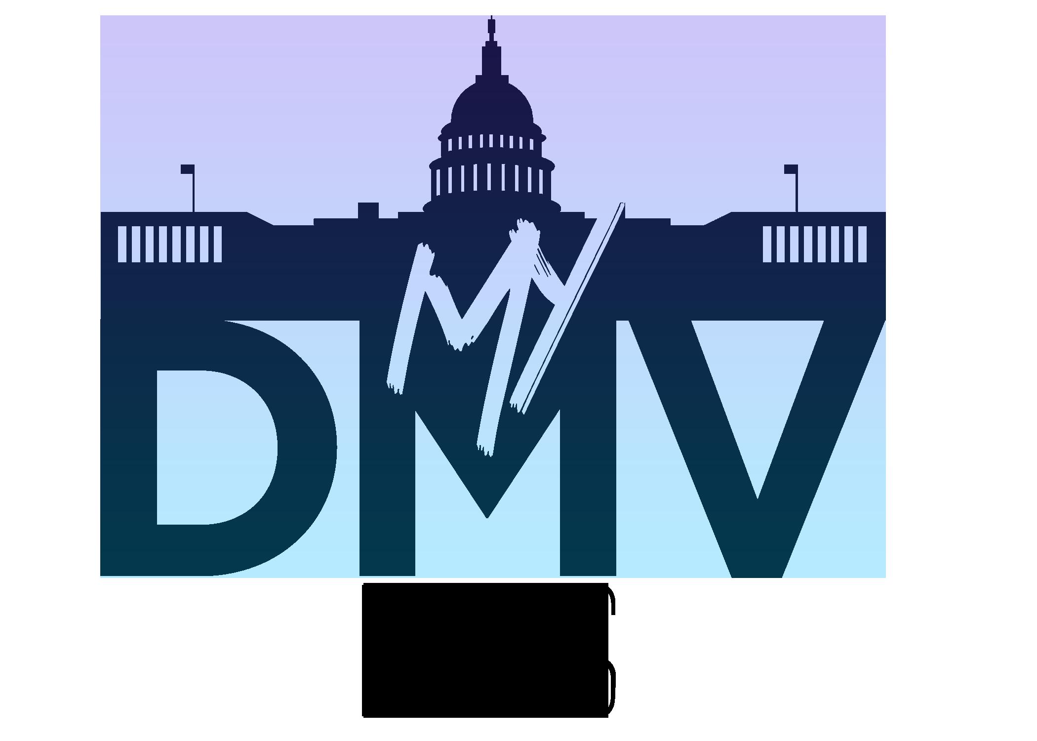 My dmv logo