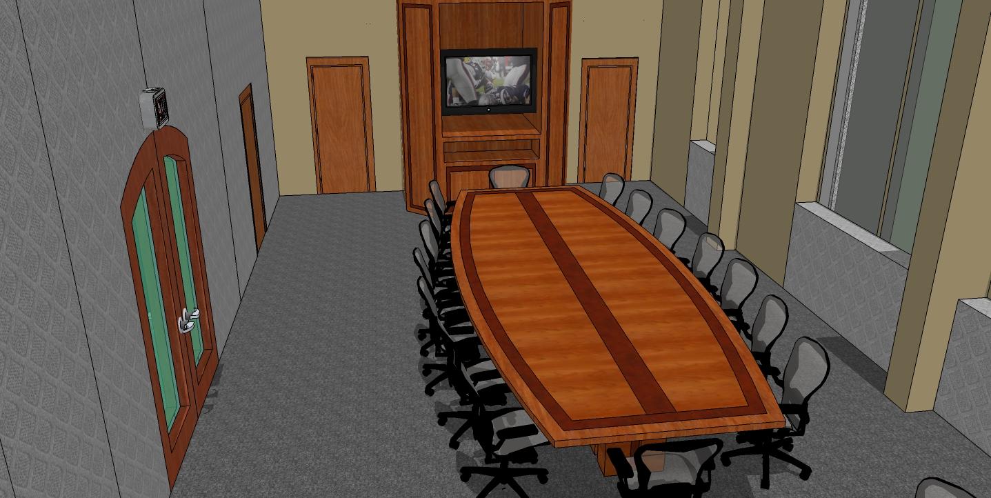 Kia - Conference Room Renovation