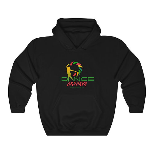 Dance Grenada Hooded Sweatshirt