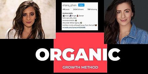 Instagram Organic Growth Online Training Workshop