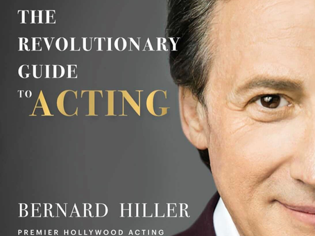 NEW ZOOM ACTING CLASS OPEN FOR 1-31-21 WITH SPECIAL GUEST BERNARD HILLER!