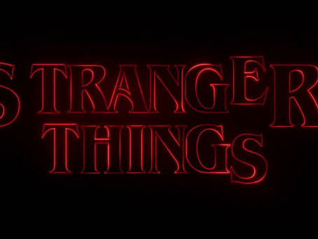 STRANGER THINGS DUET @ 3:30 PM EST TODAY! 7/22/20