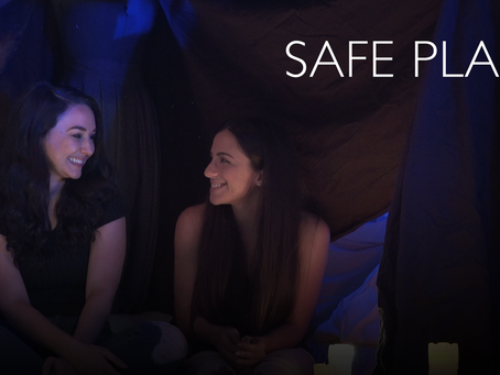 "SET YOUR REMINDER because ""SAFE PLACE"" goes live on YOUTUBE TOMORROW @11AM EST TIME"
