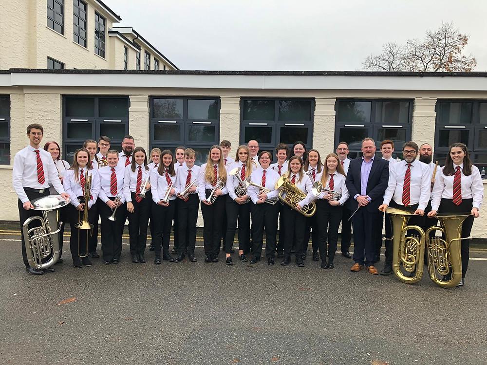 Beaumaris Senior Band, Section Four Champions