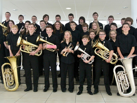 Six of the best for the Youth Band