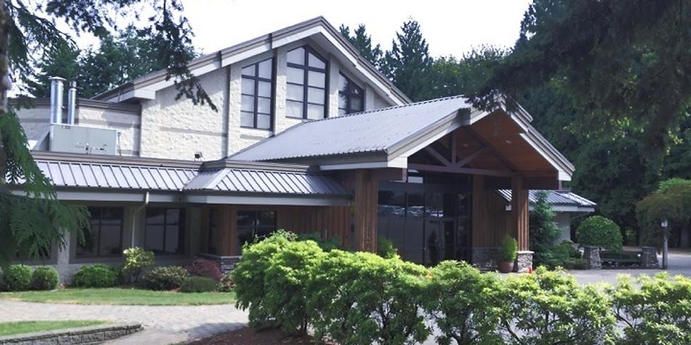 Church Indoor Worship Service