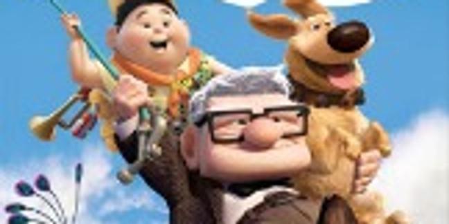 'UP' - Family Movie Night under the stars!  FREE!