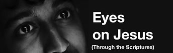 Eyes on Jesus Blog