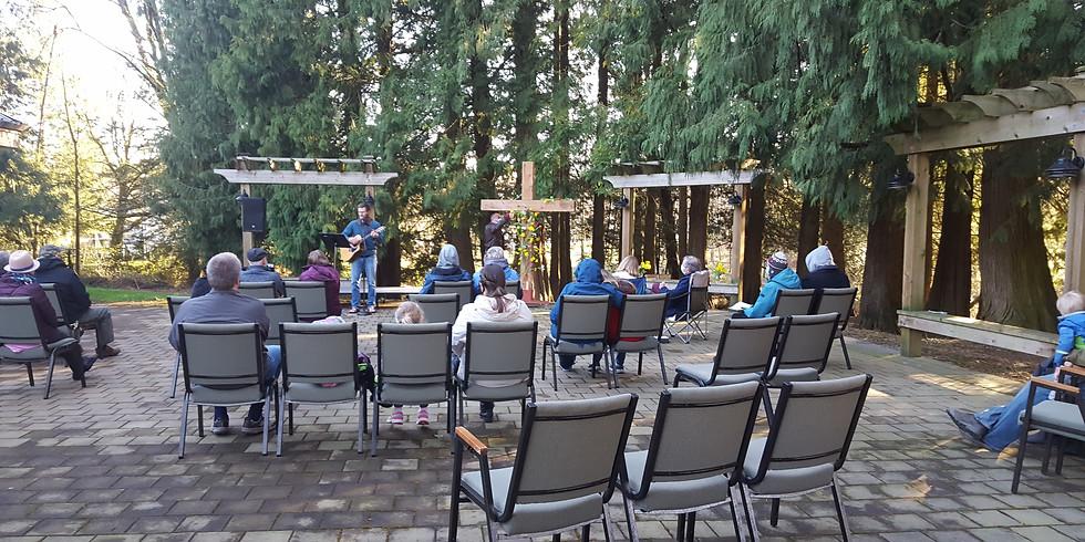 Worship - Inside the Worship Center