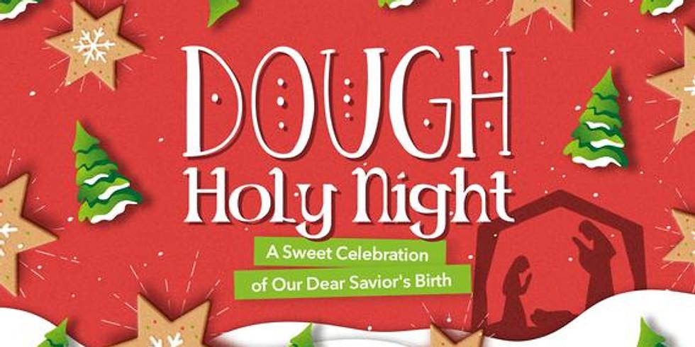 Dough Holy Night - Free Baking Kit