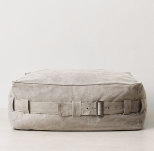 This ottoman is so amazing for a kids hang out spot