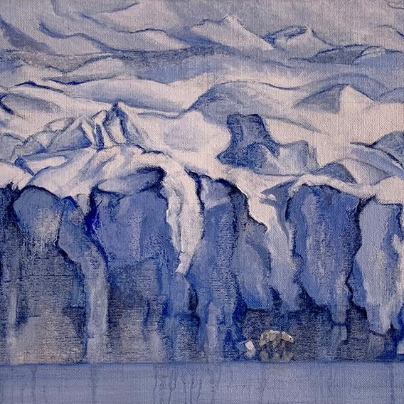 'SINALIARPOK 2' - 'Goes to Edge of Ice