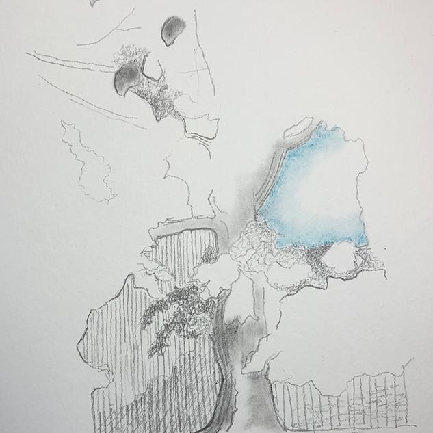 Framing the blue