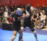 Mauricio Sánchez peleando en el Dog Brothers Gathering of the Pac, USA 2008