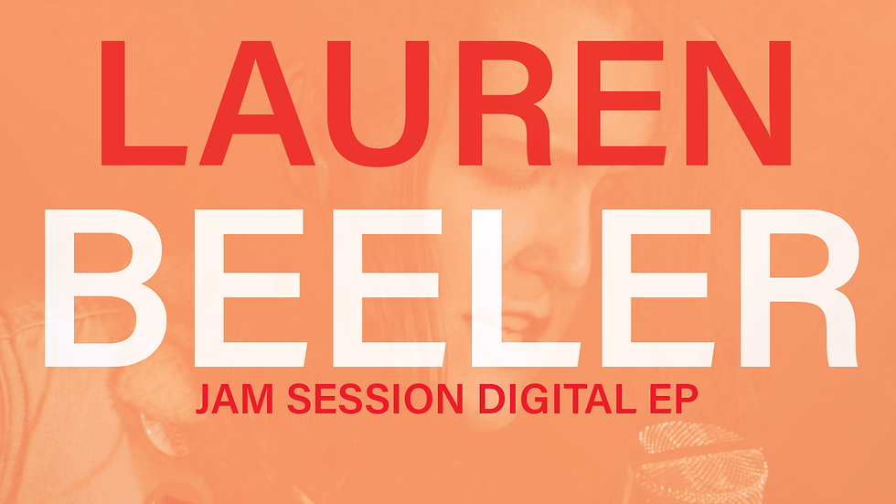 Live and Amplified Jam Session - Lauren Beeler