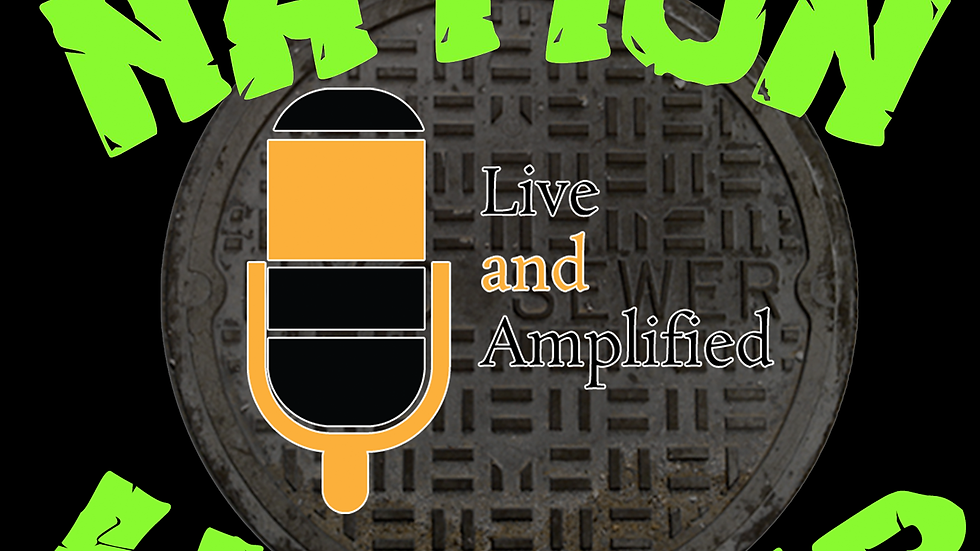 Dirty Reggae Punks - DRP Nation Live EP