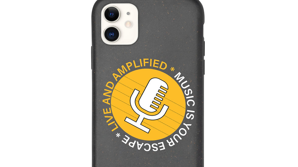 Live and Amplified - IPhone Case